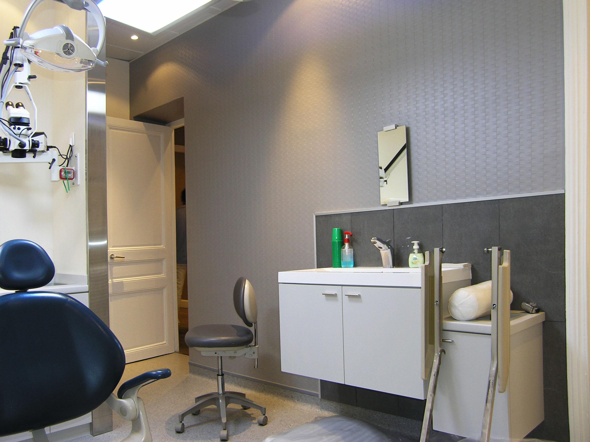 IDarchitecture » Cabinet Dentaire – Beausoleil on